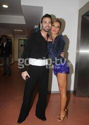 Dancing with the stars: Όλα όσα δεν έδειξαν οι κάμερες στην πρεμιέρα του show»