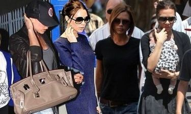 Victoria Beckham: Dείτε όλες τις φορές που καταδέχτηκε να φορέσει φλατ παπούτσια