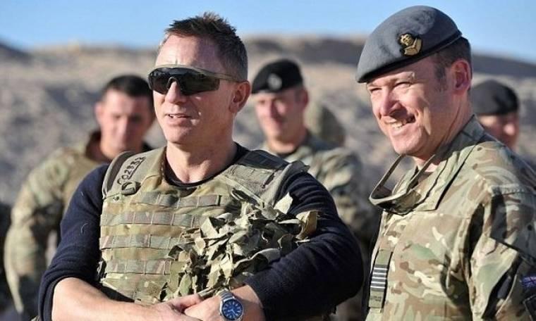 Ο… James Bond στο Αφγανιστάν