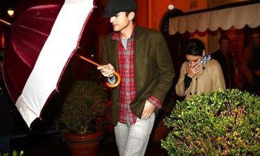 Ashton Kutcher – Mila Kunis: Ραντεβού στη Ρώμη
