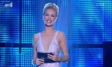 Ποιος σχεδιαστής «έντυσε» την Ζέτα Μακρυπούλια στην πρεμιέρα του Dancing;