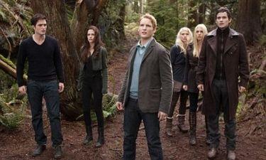 Breaking Dawn: Τα 340 εκατομμύρια σε εισπράξεις έφτασε το τελευταίο κεφάλαιο του Twilight