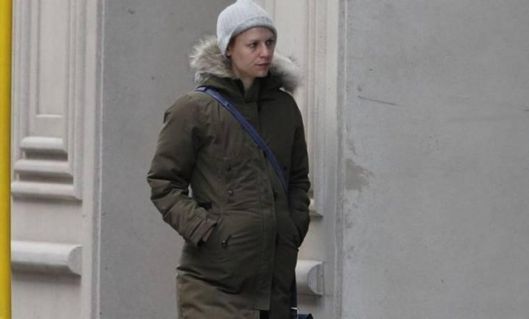 Claire Danes: Με τον σύζυγό της στον Καναδά