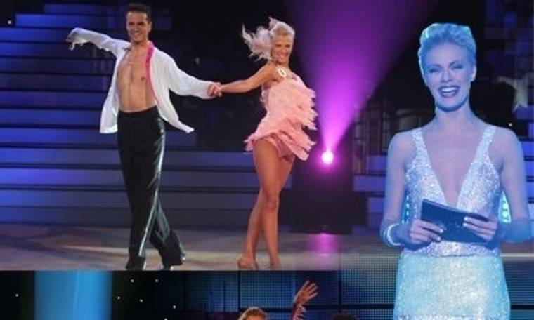 Dancing With Stars: Διαγωνισμός χορού ή διαγωνισμός... κορμιού; (φωτογραφίες)