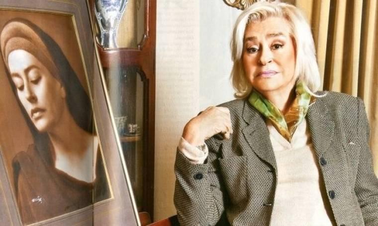 Κατερίνα Χέλμη: «Δεν προσπάθησα ποτέ για την εμφάνισή μου. Δεν προσπάθησα να γίνω πιο λαμπερή»