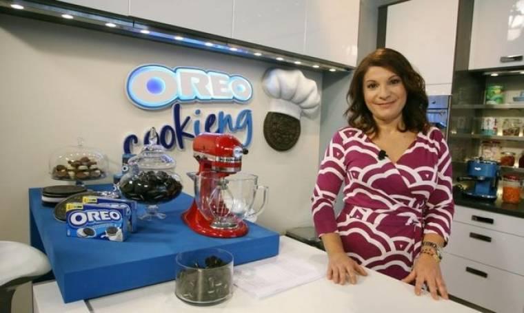 Αργυρώ Μπαρμπαρίγου: Επιστρέφει με την εκπομπή ζαχαροπλαστικής «Oreo Cookieng»