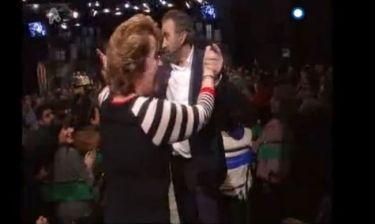 Λάκης Λαζόπουλος: Χόρεψε ταγκό στην εκπομπή του