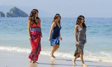 Eva Longoria: Χαλαρώνει στις διακοπές της