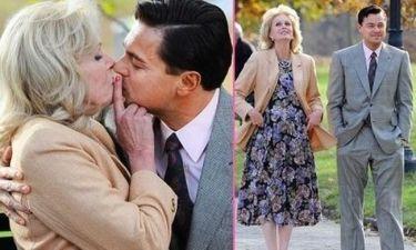 Leonardo DiCaprio: Έφτιαξε τη μέρα της Joanna Lumley