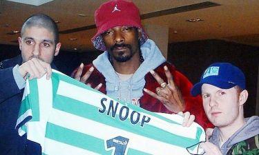 Ο Snoop Dog θαυμάζει τον… Γιώργο Σαμαρά