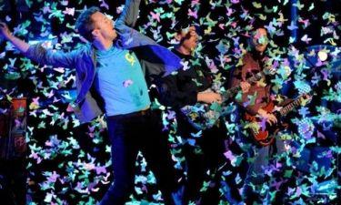 Οι Coldplay έρχονται στο Μέγαρο Μουσικής