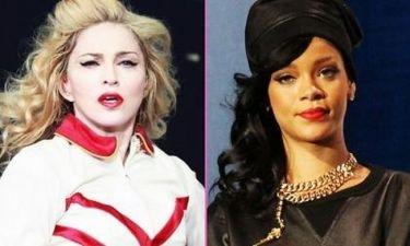 Η Rihanna «πατάει» στο ρεκόρ της Madonna