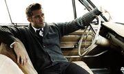 Ο Matthew Morrison σε ρόλο… μοντέλου