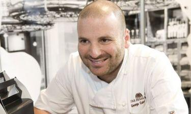 Γιώργος Καλομπάρης: Δημιουργεί το καλύτερο εστιατόριο του κόσμου