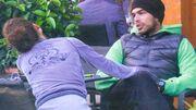 Νίκος Αναδιώτης- Βασιλική Παπαδοπούλου: Ψώνια και βόλτες για το νιόπαντρο ζευγάρι