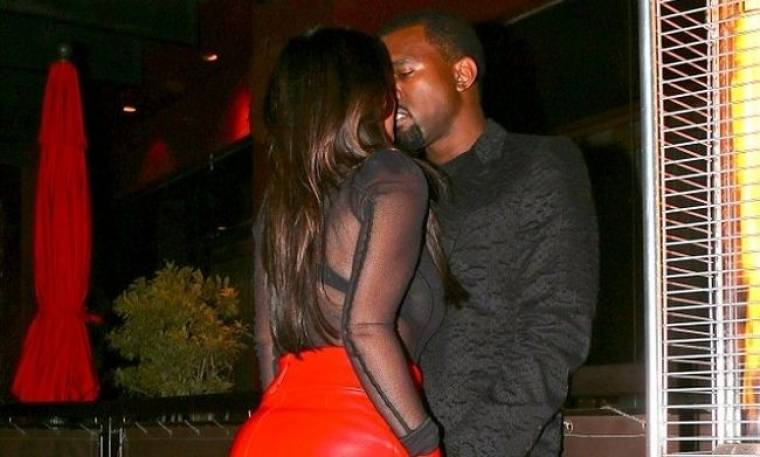 Kim Kardashian – Kanye West: Ο έρωτας δεν κρύβεται