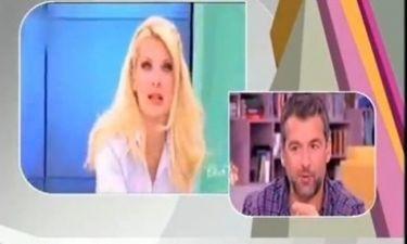 Λιάγκας: «Και εμένα μου έστειλαν τσόντα» Πώς αντέδρασε η Σκορδά;