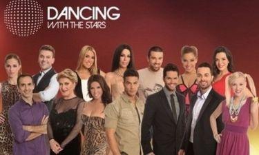 Dancing with the stars: Δείτε ποιοι πρόβαραν τα χορευτικά τους νωρίς το απόγευμα;
