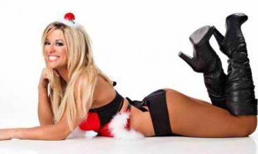 TNA: Χριστουγεννιάτικη Taryn Terrell (photos)
