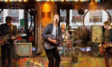 Coldplay: Σταματούν μετά την παραμονή Πρωτοχρονιάς;