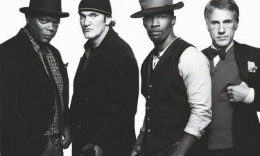 Οι άνδρες του Django Unchained στο GQ