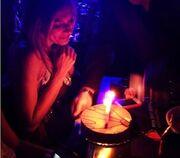 Ζέτα Δούκα: Γιόρτασε τα γενέθλιά της