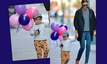 Miranda Kerr: Βόλτα με τον υπέροχο γιο της!