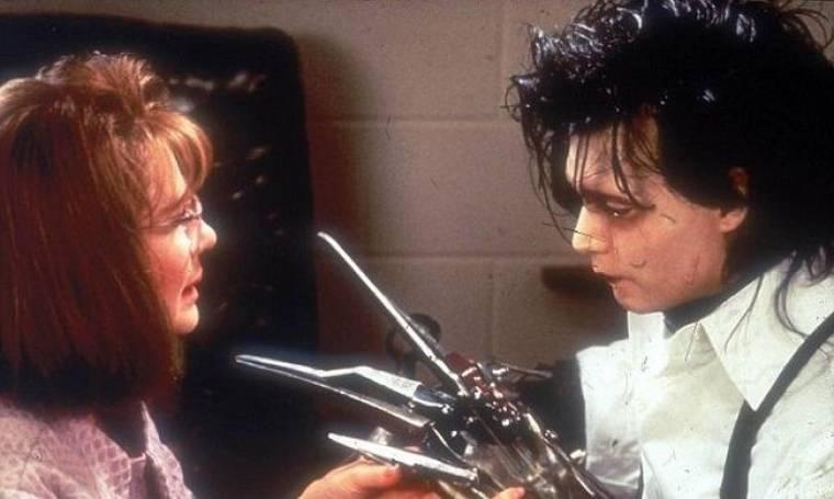 Johnny Depp: Έγινε και πάλι Ψαλιδοχέρης