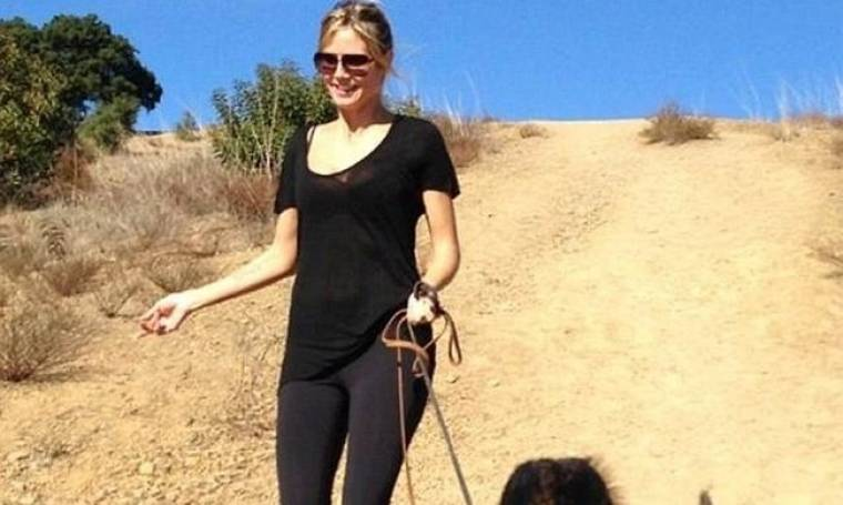 Heidi Klum: Ήρθε η ώρα να φύγουν οι θερμίδες των… Ευχαριστιών