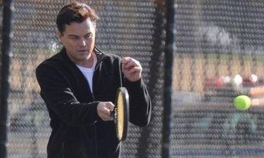 Τενίστας με στιλ ο Leonardo DiCaprio