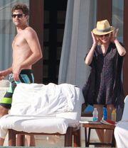 Ποιο διάσημο ζευγάρι απολαμβάνει τις διακοπές του στο Μεξικό;