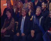 Κέλλυ Κελεκίδου: Ο πεθερός της ήταν στο πλευρό της στο live του Dancing