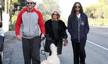 Zoe Saldana – Bradley Cooper: Η πρώτη κοινή έξοδος μετά την επανασύνδεση