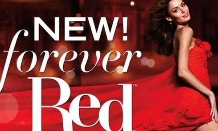 Μαρία Μενούνος: Forever red!