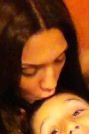Αγγελική Ηλιάδη: Δείτε την φωτογραφία που «ανέβασε» με την λεζάντα: «Έχω αυτόν και έχω τα πάντα στη ζωή μου»