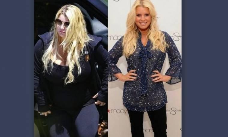 Jessica Simpson: Διαβάστε όλη τη θαυματουργή της δίαιτα