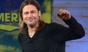 Brad Pitt: Τι λέει για τη σάτιρα γύρω από τη διαφήμιση του Chanel No 5