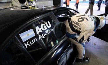 Sergio Aguero: Αγώνας ταχύτητας με τον Nico Rosberg