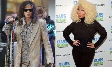 Nicki Minaj: Αποκαλεί ρατσιστή τον Steven Tyler