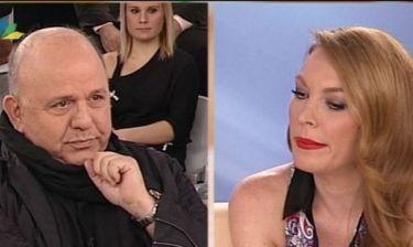 Νίκος Μουρατίδης σε Τατιάνα Στεφανίδου: «Αισθάνομαι τσόντα»