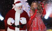Mariah Carey: Το μπούστο της κόλασε ακόμη και τον… Άγιο Βασίλη