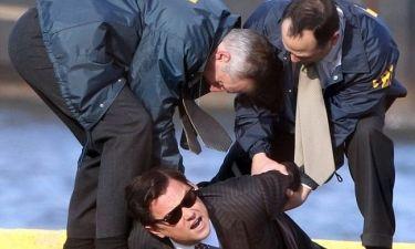 Η… σύλληψη του Leonardo DiCaprio