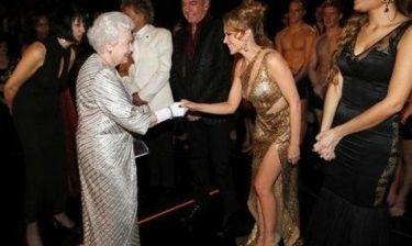 Βασίλισσα Ελισάβετ: Οι συναντήσεις της στο «Royal Variety Performance»