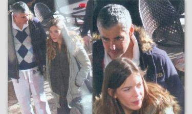 Άρης Σπηλιωτόπουλος: Ρομαντικό weekend στην Αράχοβα