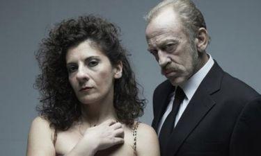 Δημήτρης Πετρόπουλος και Μαρία Μπαγανά σε μαύρη κωμωδία
