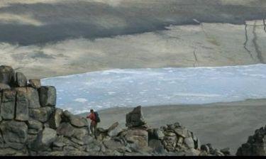 Σε παγωμένη λίμνη βρέθηκαν στοιχεία για την εξωγήινη ζωή