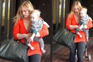 Ο fashionista γιος της Hilary Duff