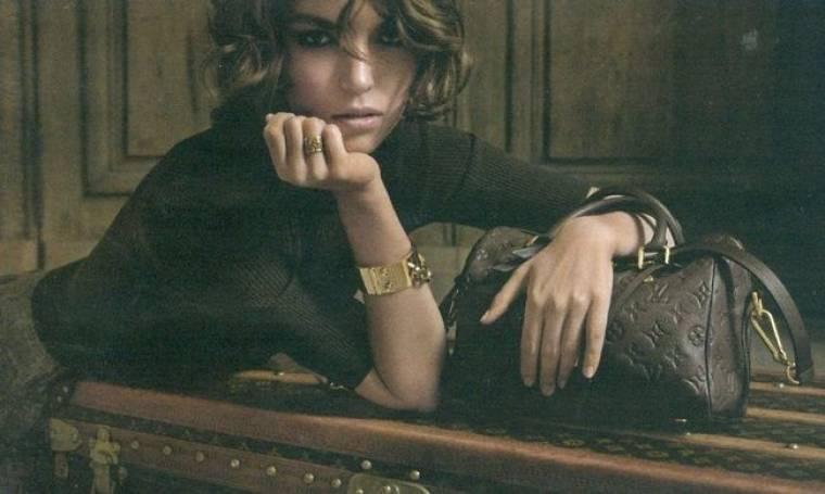 Louis Vuitton: Η Αριζόνα Μιουζ στη νέα καμπάνια του γαλλικού οίκου