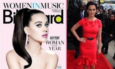 Katy Perry: Γυναίκα της Χρονιάς από το Billboard