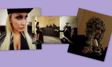 Τι δουλειά έχουν σε δικαστήριο ο Φοίβος, η Πετρούλα και η Ελισάβετ Σπανού;